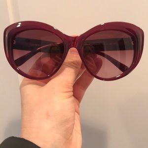 Like new Authentic Coach sunglasses